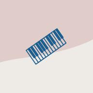Logo NDM Piano - Application spécifique pour le piano